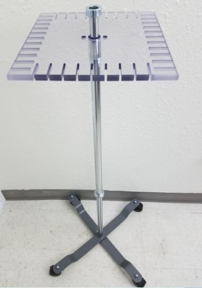 catheter-rack